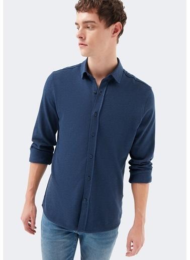 Mavi Gömlek Lacivert